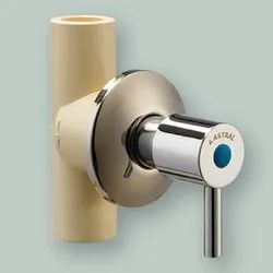 Astral CPVC Pro Chrome Plated Round Concealed Valve