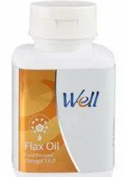 Well flex oil soft gel, 90 Capules