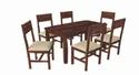 Wooden Top Dining Table
