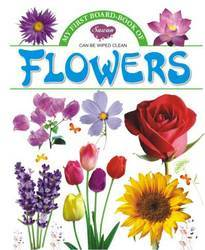 My First Board Book Flowers