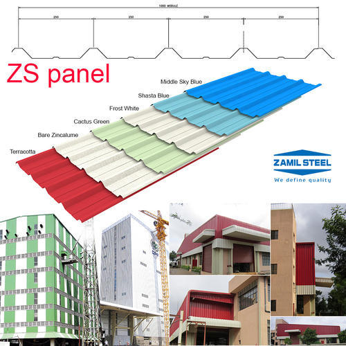 Roofing Sheet | Kharadi, Pune | Zamil Steel Buildings India
