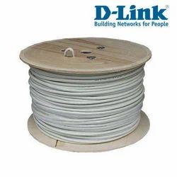 Cat 6 D-Link LAN Cable 100m - 150m