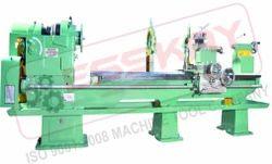 Semi Automatic Lathe Cutting Machine KEH-3-300-80-375