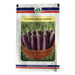 Brinjal Seeds Packaging Pouch