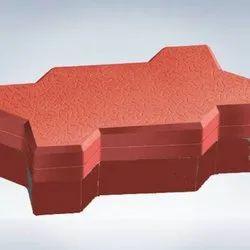 混凝土锯齿型摊铺机,用于景观美化,厚度:70至80毫米