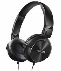 Black Philips Mobile Head Phones