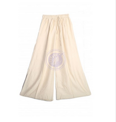 215f441b3 Riyan Festivals Cream Color Women Palazzo Pant, Rs 375 /piece | ID ...