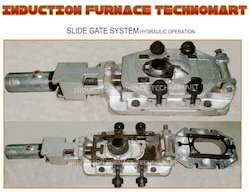 MS SG Ladle Slide Gate System for Ladle Slide Gate/for Metal Pouring, Finish Type: Chrome