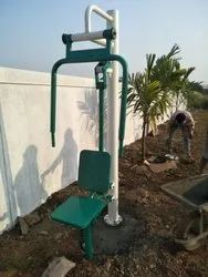 Outdoor Gym MS Seated Puller Single