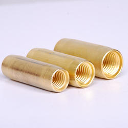 Brass Round Couplers