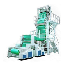 Garbage Bag Making Machine