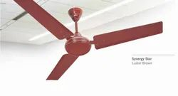 Synergy Star Luster Brown Ceiling Fan