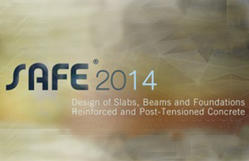 SAFE (Concrete Slab and Foundation Design Software) in A c
