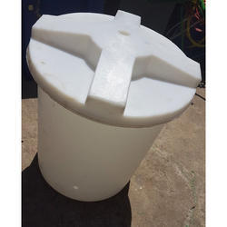 Plastic Vertical Open Top Cylindrical Containers, Capacity (litres): 10 Litre To 5000 Litre