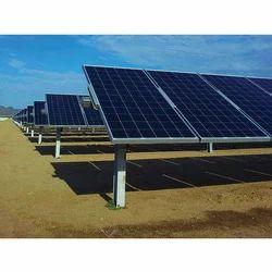 100 KW Solar Power Plant