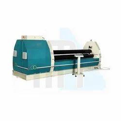 Hydro - Mechanic Plate Rolling Machine