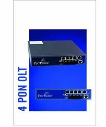 50 Hz OLT - 4 Port, For Fttb/Ftth/Ftto, Model Name/Number: OV-OLT4