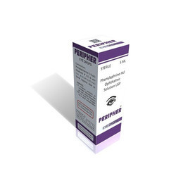 Phenylephrine HCl Eye Drops