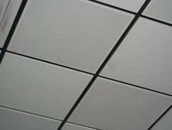 ceiling in smsender tulum co grid tile metal clip ceilings