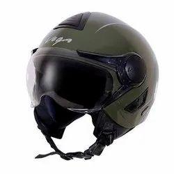 Vega Motorcycle Full Helmet, Size: L, Xl