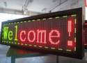 Running Font Digital LED Display Board