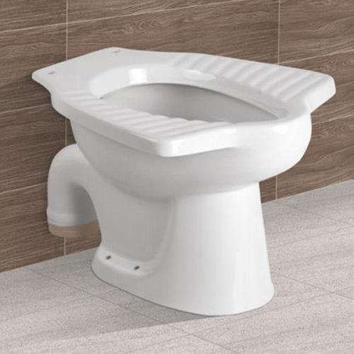 White S Type Anglo Indian Toilet Seat Rs 560 Piece Shri
