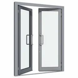 Aluminium Doors, For Home and Office, Slide And Hinged