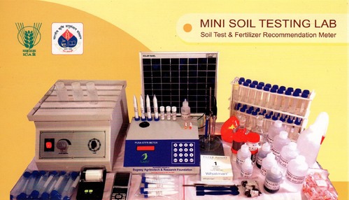 Digital Soil Testing Kit (stfr Meter)