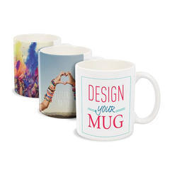 Sublimation Mug With Personalized Printing