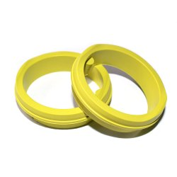 rubber cuppler seal