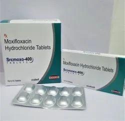 Moxifloxacin 400mgTablet