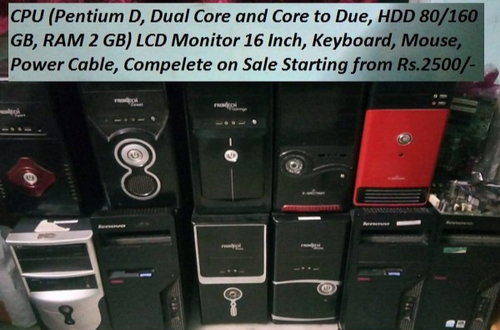 Acer Second Hand Computer, Warranty: No, JPS Computers | ID