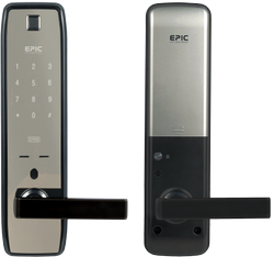 EPIC ES-F9000K 4way Via Fingerprint, Password, Smart Card & Emergency Keys
