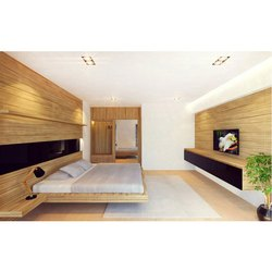 Bedroom Interior Residential Interior Designing Service