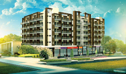Commercial Apartments Construction Service