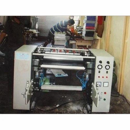 Sheet Cutting Machine - Paper Sheet Cutting Machine Exporter from Mumbai