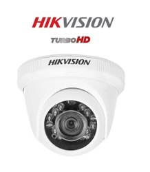 Hikvision 2MP Dome Camera, For Indoor Use, Camera Range: 15 to 20 m