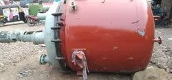 Used Glass lined Reactor