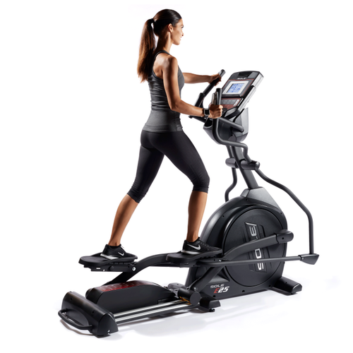 Sole SE25E Steel Elliptical Cross Trainer