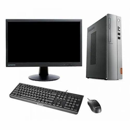 7th Gen Core i3 Lenovo 510s-08ikl Traditional Desktop, Screen Size: 21.5'  Full HD, Warranty: 1 Year Onsite Warranty