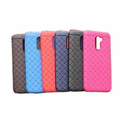 sale retailer 9385e 7d268 Mi Poco F1 Fast Focus Mobile Back Cover