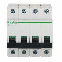 Schneider Changeover MCB Switch