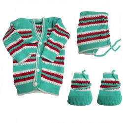 Chhote Janab Baby Woolen Sets