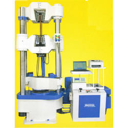 Universal Testing Machine Front Open Hydraulic Gripping