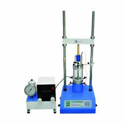 Triaxial Shear Test Apparatus