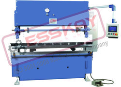 Semi Automatic Metal Sheet Bending Machine Nc-12530