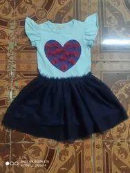 Kids Girls Party Dress