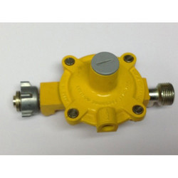 LPG Regulator with Excess Flow Valve