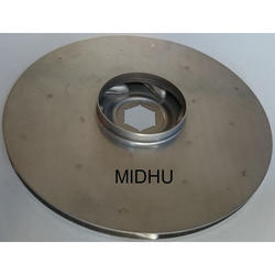 SS Impellers And Chambers   Manufacturer from Coimbatore