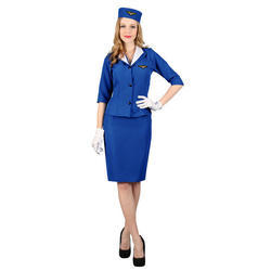 Air Hostess Uniform at Best Price in India